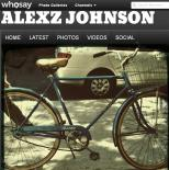 alexz whosay bike
